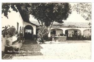 RP, Hotel Rancho Telva, Taxco Gro., Mexico, 1930-1950s