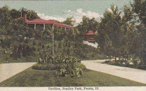 Illinois Peoria Pavilion Bradley Park