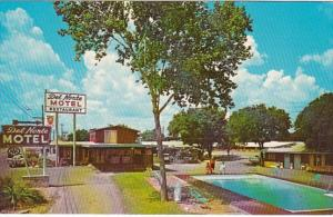 Texas Kerrville Del Norte Motel & Restaurant