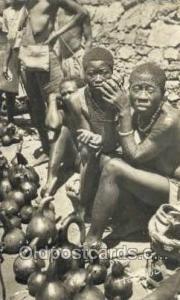 Cameroun African Life Postcard Post Card  Cameroun