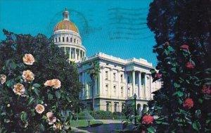 California State Capitol Sacramento 1965