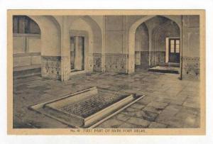 First Park Of Bath Fort Delhi, Delhi, India, 1900-1910s