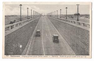 Belgium Antwerpen Anvers Tunnel  01.18