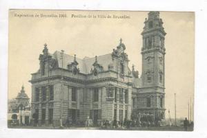 Pavillon De La Ville De Bruxelles, Exposition De Bruxelles 1910s, Belgium