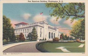 Washington DC Pan American Building