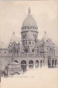 Paris , France , 1890s ; Le Sacre-Coeur