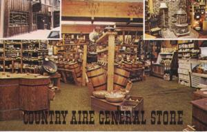 Country Aire General Store Port Angeles Washington Unused Vintage Postcard D26