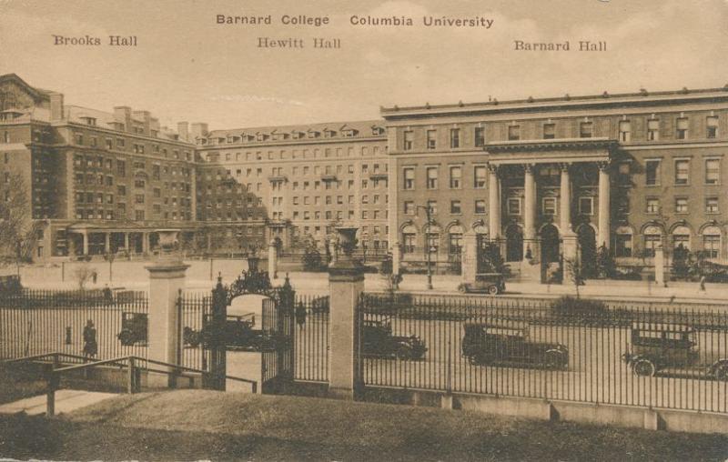 Barnard College at Columbia University NYC, New York City