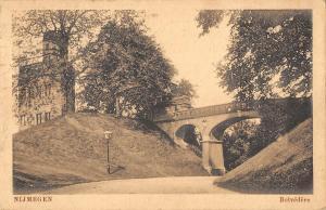 B106964 Netherlands Nijmegen Belvedere Bridge Pont