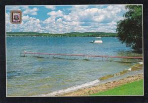Michigan Irish Hills Vacationland Scene 1995