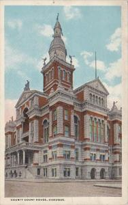 Iowa Dubuque County Court House