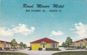 Illinois Des Plaines Rand Motor Inn