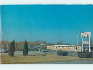 Pre-1980 THE 40 EAST MOTEL Hagerstown Maryland MD M4447