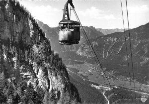 lot191 dachstein  obertraun krippenstein real photo austria styria cable car