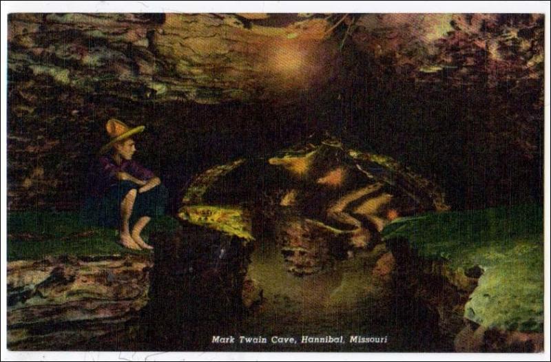 Mark Twain Cave, Hannibal MO