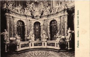 CPA PADOVA Basilica, Il Tesoro del Santo . ITALY (493983)