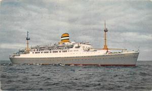 10812   S.S. Maasdam, Holland-America Line