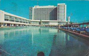 Florida Miami Beach The Deauville Hotel 1968
