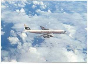 Japan Air Lines, DC-8 Jet Courier 1970s