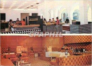 Postcard Modern Tunisia residence shems skanes