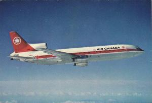 L1011 Jet airplane , AIR CANADA Airlines, 60-80s