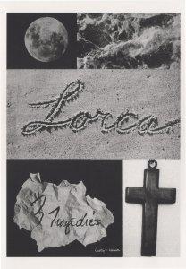 Alvin Lustig 3 Three Tragedies 1948 Rare Book Postcard