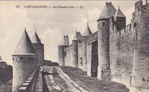 France Carcassonne Les Hautes Lices