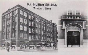 Illinois Streator Murray Building &  Fredman Bros Furniture Store Dexter P...