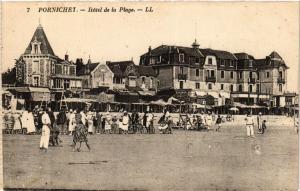 CPA  Pornichet - Hotel de la Plage  (588106)