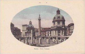 Italy Roma Rome Foro Traiano