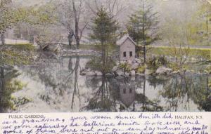 Scenic view,  Public Gardens,  Halifax,  N.S.,  Canada,  PU_00-10s