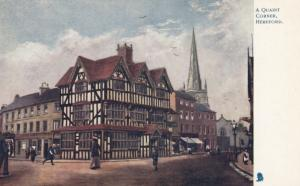A Quaint Corner , HEREFORD , 00-10s  : TUCK 6403