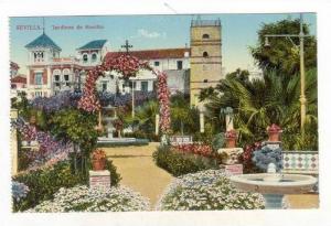 Sevilla, Spain, 00-10s   Jardines de Murillo