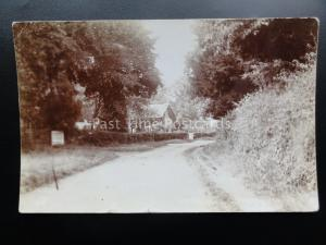 Northamptonshire RAUNDS c1927 Old RP Postcard by Edgars