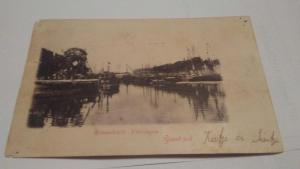 POSTCARD,NETHERLANDS,1905,$10 OR BEST OFFER
