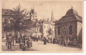 TUCK #1178; AACHEN, North Rine-Westphalia, Germany; Fischmarkt, 1900-10s