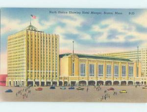 Linen HOTEL SCENE Boston Massachusetts MA H0130