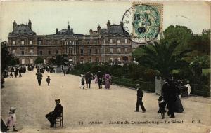 CPA Paris 6e Paris-Jardin du Luxembourg-Le Sénat (312027)