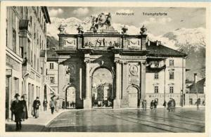 Austria - Innsbruck, Triumph Portal
