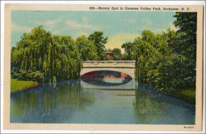 Genesee Valley Park, Rochester NY