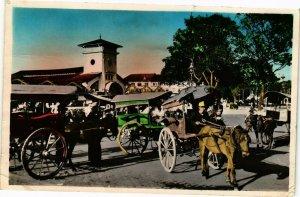 VIETNAM INDOCHINE - Saigon - Station des Boites d'Allumettes (190165)
