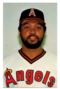 Reggie Jackson, California Angels