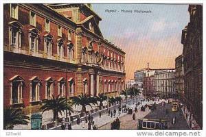 Museo Nazionale, NAPOLI (Campania), Italy, 1900-1910s