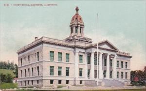 California Martinez Court House