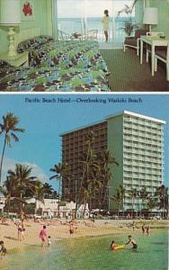 Hawaii Waikiki Beach Pacific Beach Hotel
