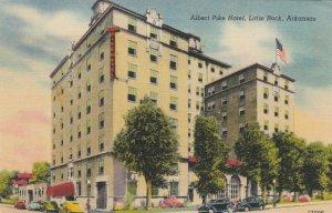 LITTLE ROCK , Arkansas, 1930-40s ; Albert Pike Hotel