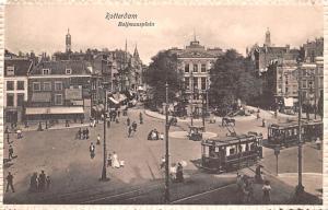 Rotterdam Holland Boijmansplein Rotterdam Boijmansplein
