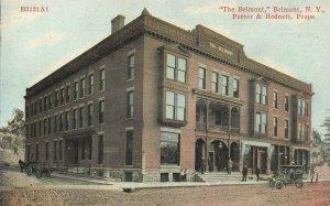 LP13    Belmont New York Postcard  The Belmont