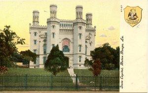 LA - Baton Rouge. State Capitol