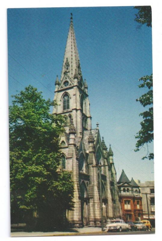 St. Mary's Basilica Halifax Nova Scotia